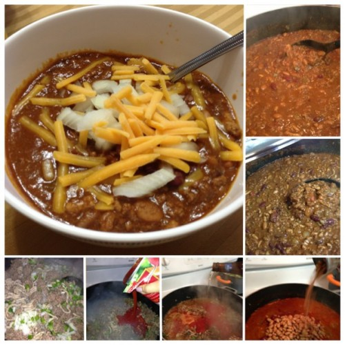 Msdianeg chili step by step