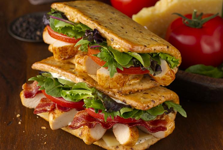 Wendy's Flatbread Sandwich (source)