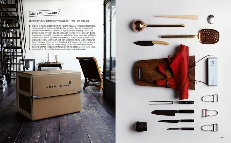 Malle W. Trousseau hand-picks and compiles sustainable and timeless kitchen utensils.