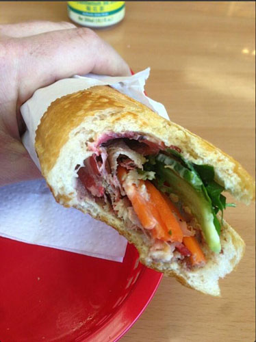 When Andy Ricker tells you where to eat banh mi in Portland, you listen.