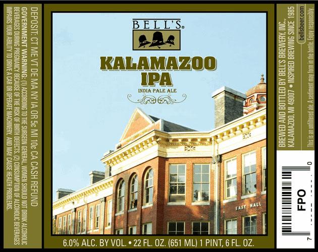 Can't fault hometown pride. Kalamazoo, we see you! Source: Beer Pulse