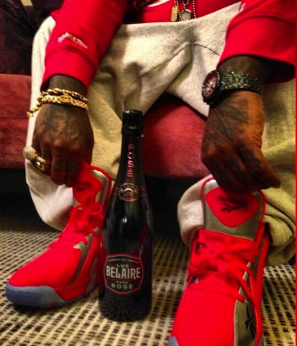 """Young entrepreneur. #motivation @ReebokClassics x @MaybachMusicGrp"""