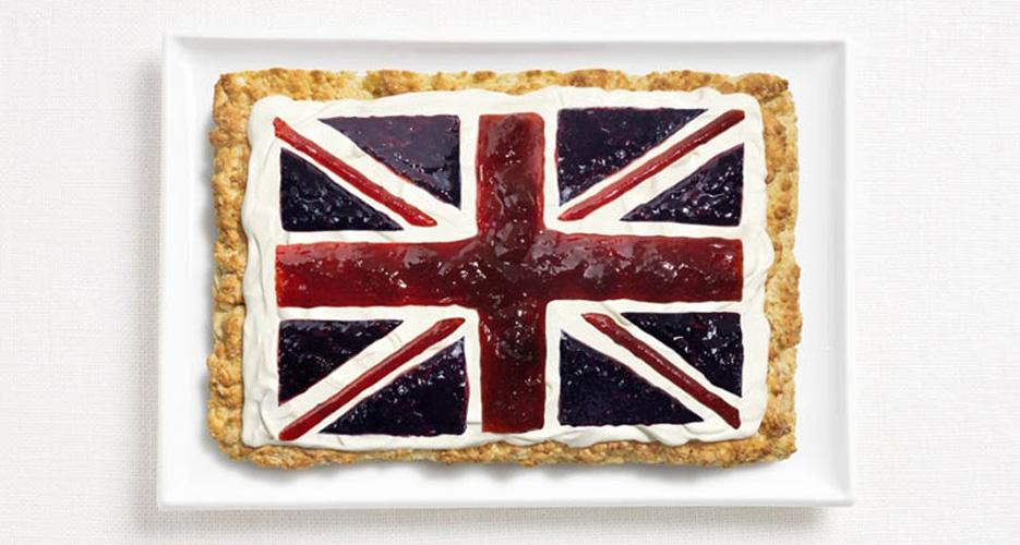 United Kingdom (scone, cream, jam)