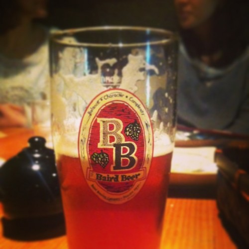 Baird Beer in Numazu is one of the leaders of the burgeoning Japanese craft beer scene. If you're in Tokyo, hit the brewery's Harajuku Taproom to taste all the offerings.