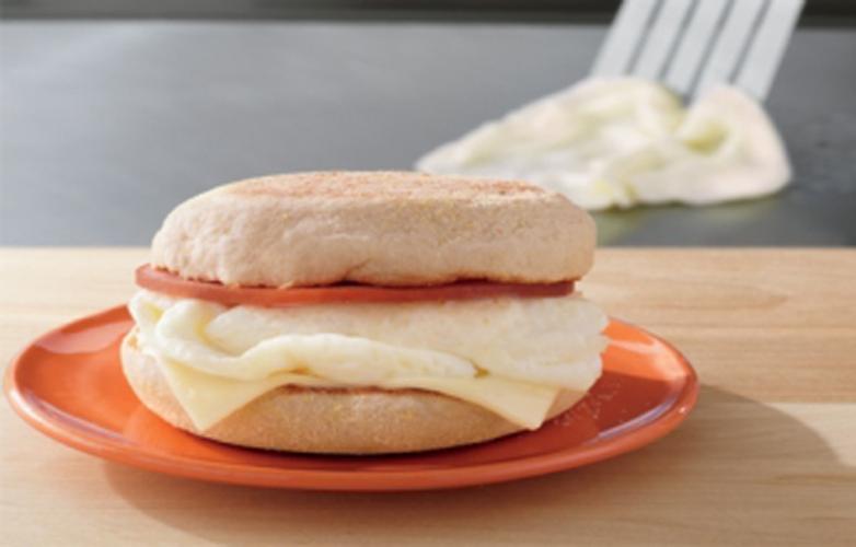 McDonald's Egg White Delight (source)