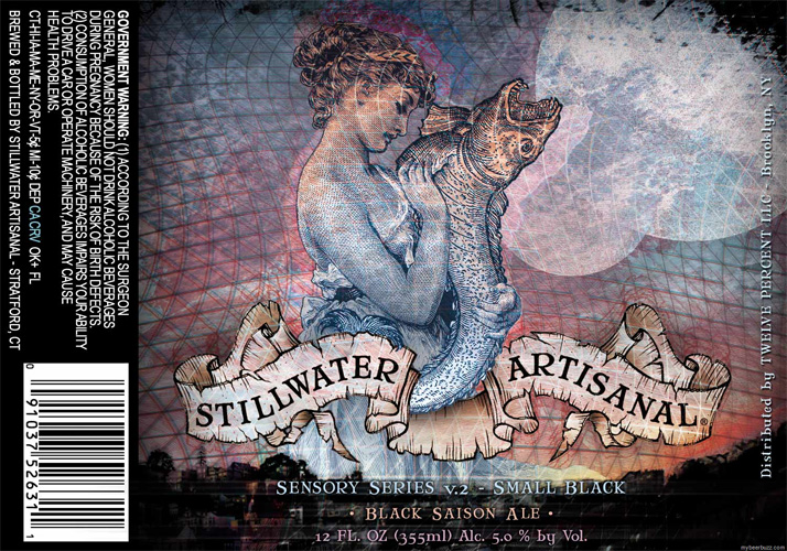 Stillwater's Sensory Series V.2 is certainly...sensual. In a weird way. But also very well-rendered.