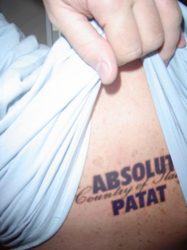 """""""Patat"""" means """"potato"""" in Dutch, apparently. (Photo: Absolut Regis)"""