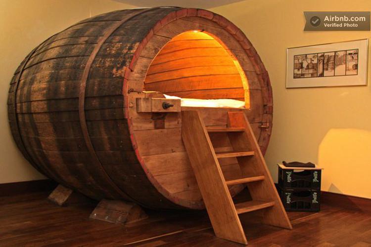 Beer Barrel Room.  $136.