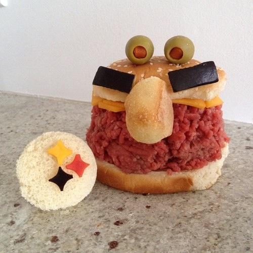 """""""Ben Rawcheeseburger"""""""