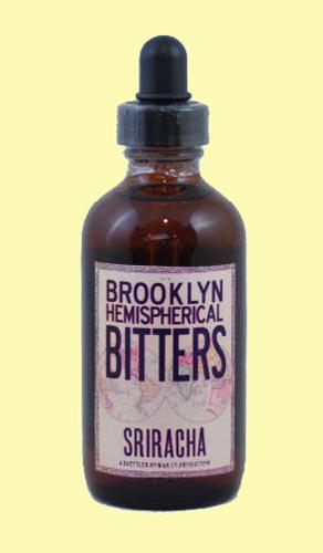 Brooklyn Hemispherical Sriracha Bitters. $19.95 at The Meadow.