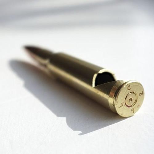 50 Caliber Bullet Bottle Opener.