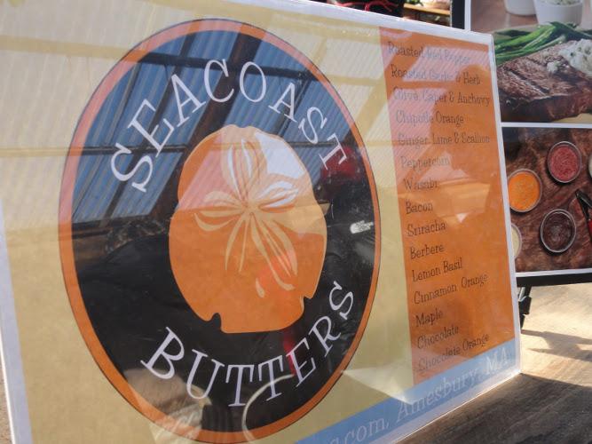 Sriracha butter. $5.75 at Seacoast Butters. (Photo:
