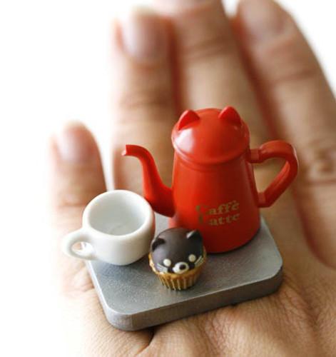 Kawaii Cute Japanese Ring.  $12.