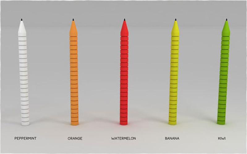 The Edible Pen.