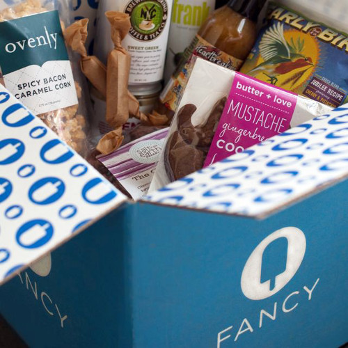 Fancy Food Box Subscription. $39.