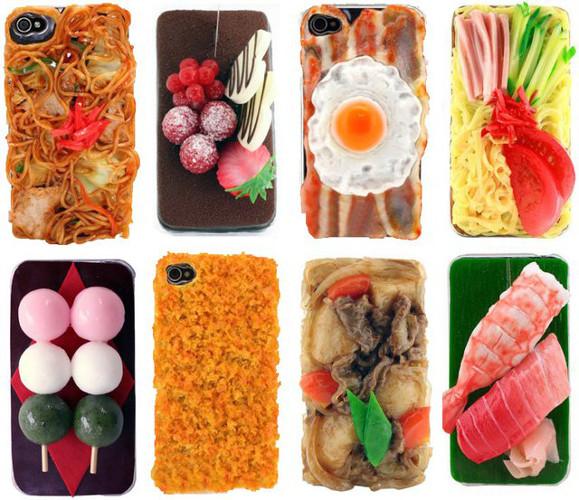 iMeshi Japanese Food iPhone Cases.