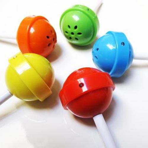 Lollipop Speakers. $20.