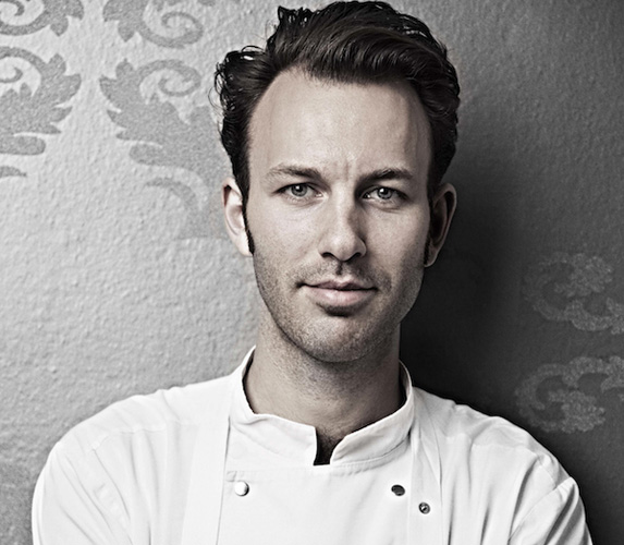 Mads Refslund: original co-founder of noma; consulting head chef of ACME in New York City (photo: