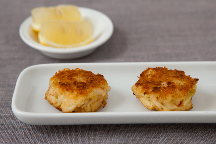 Brigit Binns' Crab Cakes. You don't have to live in Maryland to experience the state's signature crab cakes. This recipe is a perfect showcase crab, with little filler. Get the recipe.