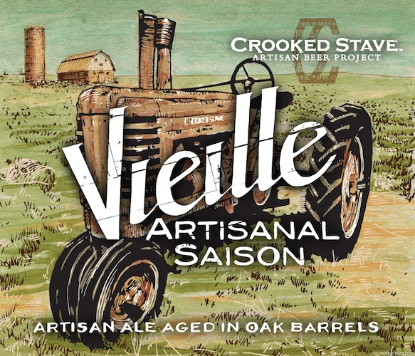 Crooked Stave is one of our 25 Breweries to Watch in 2013, for the labels as well as the beer.