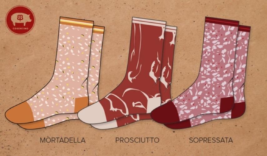 Meat Feet Socks