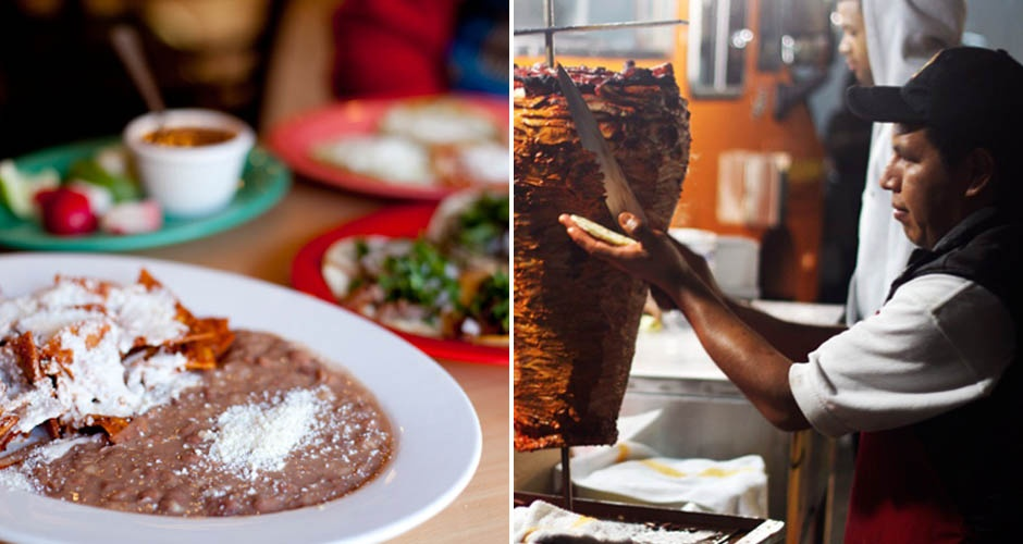 Which is better: L.A. Mexican food or NYC Mexican food?