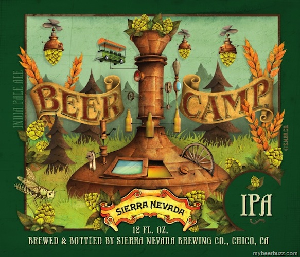 Beer Camp is back! Sierra Nevada invites some of its biggest fans out to the brewery for a week, and they challenge to brewers to craft brand-new creations.