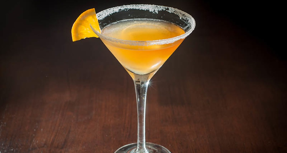 Name: Ritz Paris Sidecar  Cost: $1,670  What it is: Like its younger counterparts, the Ritz Sidecar gets its price bump from the use of 19th-century cognac, an 1830 reserve that predates a plague that took out most of France's finest grapes. Apart from that, it's a straightforward take on the classic drink with Cointreau and lemon juice, served at the historic Paris hotel that's synonymous with >em>pricey. (Photo:  Daily Pour)