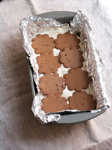 10. Pile on another layer of cookies.