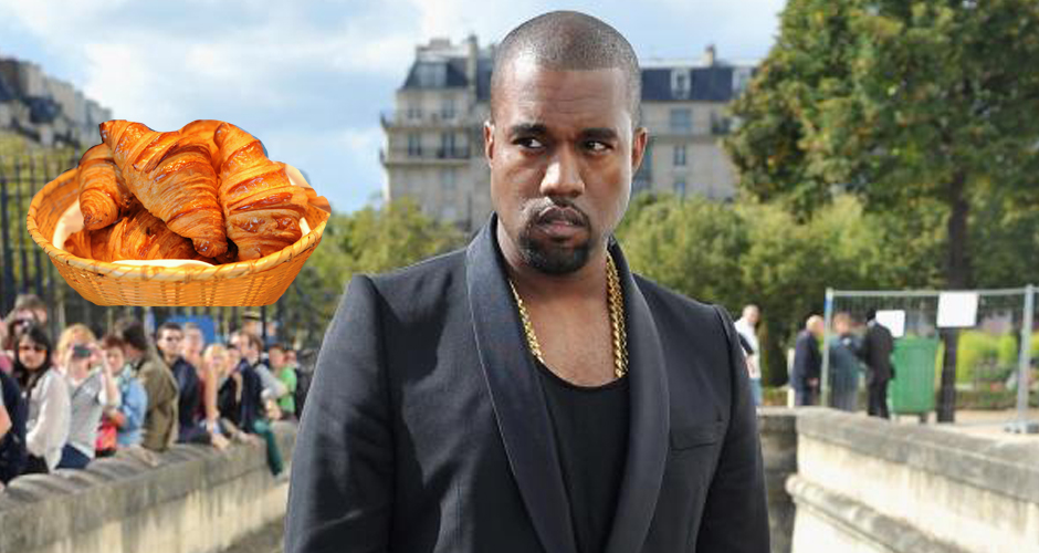 Click through the gallery to see the 10 best rap lines about croissants...