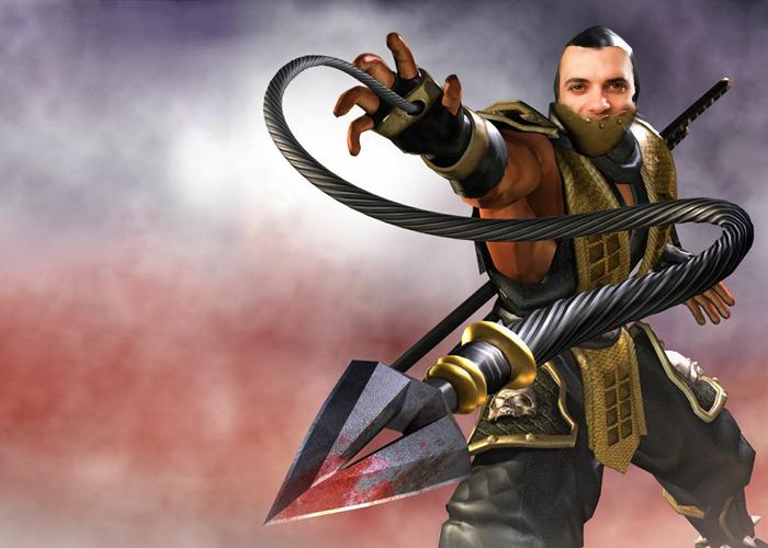 Dominique Ansel was Scorpion from Mortal Kombat's stunt double! (Photo: Creativeuncut.com)