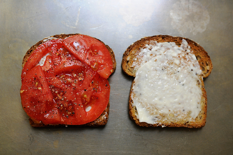 The Best Tomato Sandwich. Some folks just don't appreciate the magic of a perfect tomato sandwich enough, while others, like us, think about it more often than is technically healthy. Get the recipe.
