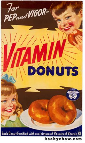 """Vitamins Donuts"""