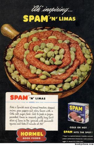 """Spam 'n limas"""