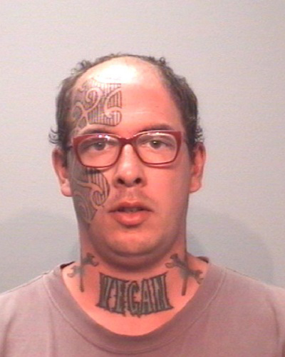 (Alleged) ferocious vegan, Tylor Camden. (Photo:  Rave News)