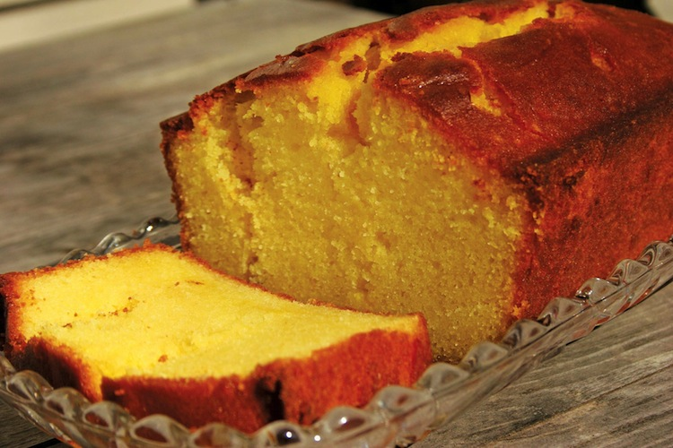 POUND CAKEWhat is it: Sure, if you read it as a command it sounds like some sort of porno follow-up to American Pie, but really it's one of the most innocent sweets in the world, made with flour, butter, eggs, and sugar, and often flavored with lemon or vanilla. (Photo: