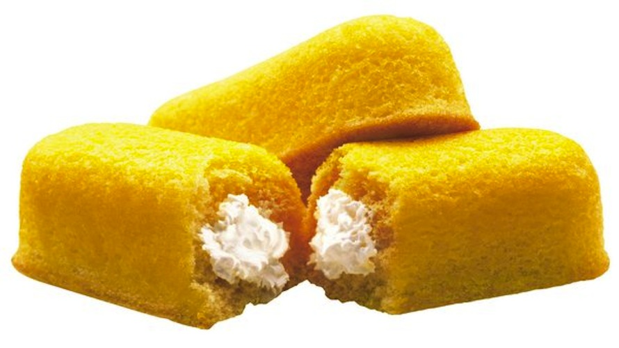 It'll be back July 15th. By far and away the most important information about the New Twinkie: customers will be able to satisfy their craving for nutritionally void cake snacks in just six days. (Photo: PR News)