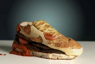 Nike Air Max 90 Burger by Olle Hemmendorff (photo: