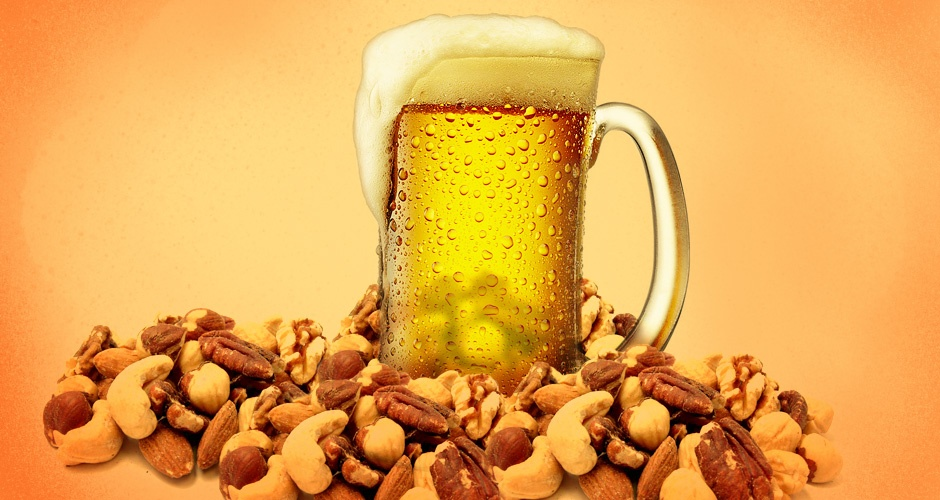 NUT ALES What it is: From Southern Pecan Nut Brown Ales to Walnut Dunkels,