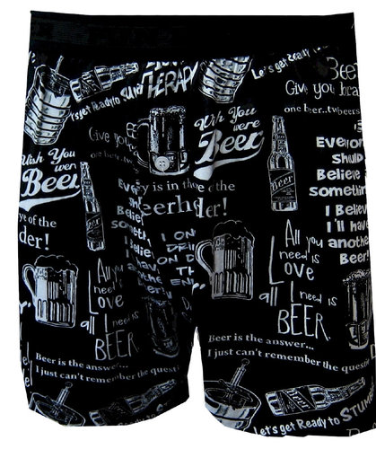 Sorry, I can't seem to read from this angle, could you by any chance tell me what my boxers say? Available online at