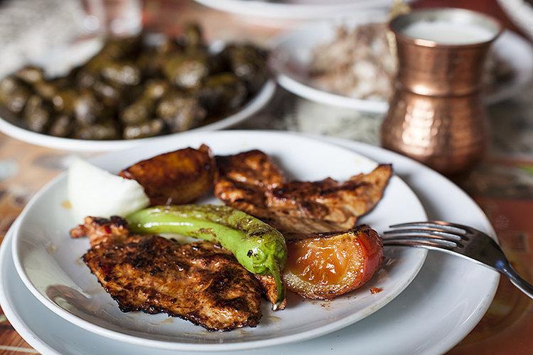Ekşili Tavuk: Sweet and Sour Chicken