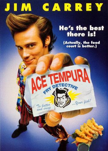 """Tempura is deep fried! Deep fried is tempura!"""