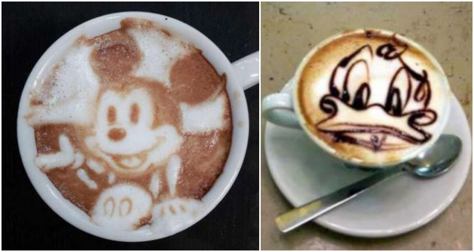 As have Mickey Mouse and Donald Duck. (Photos: Deviousonary.wordpress.com, Design Nirvana)