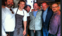The Franks with René Redzepi and the Noma crew. (Photo: