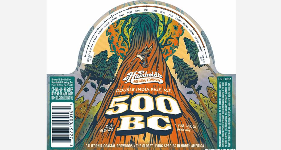 Big tree for a big beer.