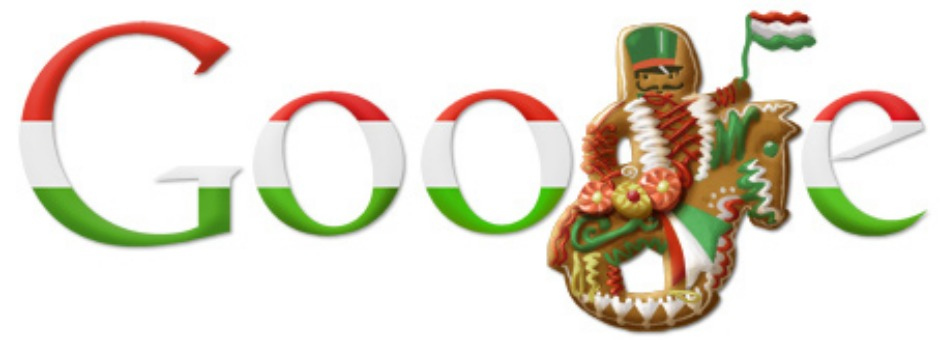 Hungarian National Day, because Hungarian gingerbread cookies, called Puszedli, are the bomb. (Photo: Google)