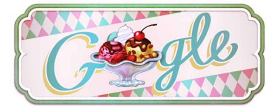 Anniversary of the ice cream sundae. (Photo: Google)