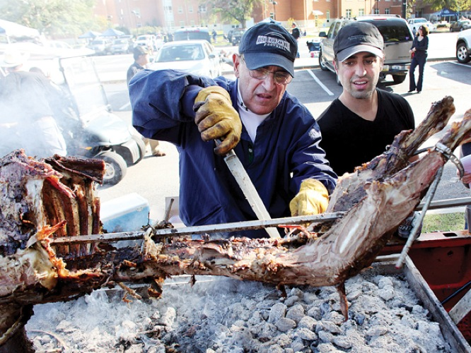 lamb roast hamptonsroads