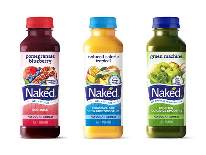 "Product: Naked Juices  Year: 2013  Scandal: In July, Pepsi Co.'s Naked Juice was revealed to be less fresh and clean than it would have you believe. Among other not-so-natural ingredients, the ""All Natural"" juice contains formaldehyde derivative calcium pantothenate, which isn't going to kill you, but it's not something you want to get naked and roll around in, either.   Outcome: As part of the settlement, Naked Juice removed the term ""All Natural"" and related statements from packaging."