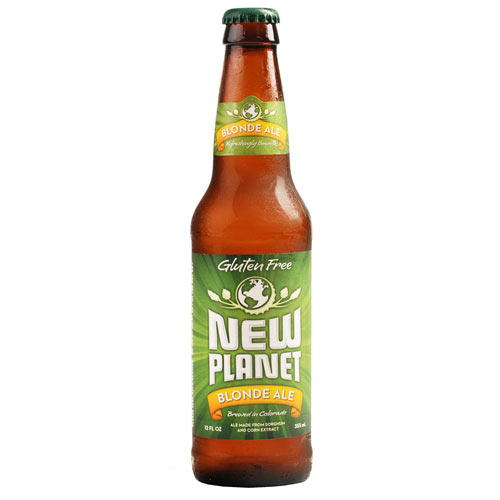 New Planet Blonde Ale (Photo: Crown Wine and Spirits)